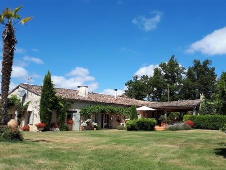 vente maison Margueron