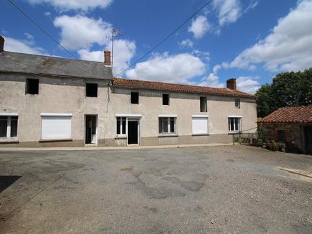 vente maison Saint-marsault