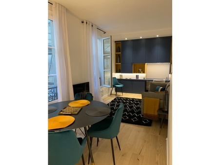 location appartement Paris 1er arrondissement