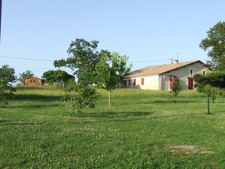 vente maison Lavergne