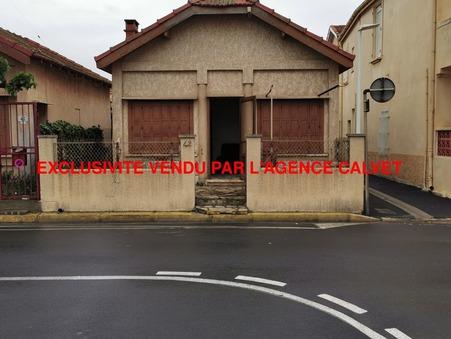 vente maison Valras plage