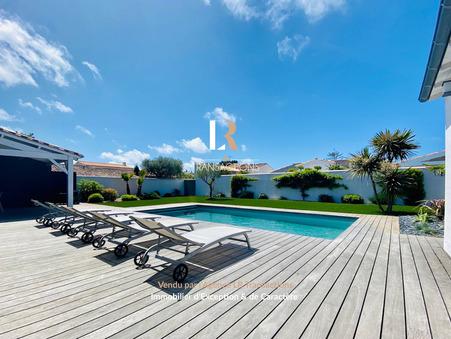 vente maison Rivedoux plage