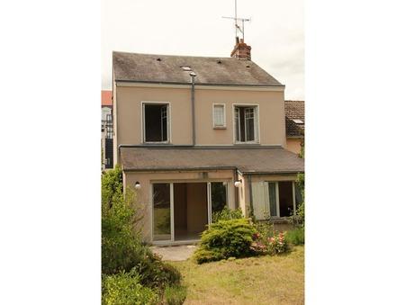 vente maison CHÂTEAUROUX  179 000€