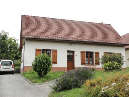 vente maison Abbeville/airaines
