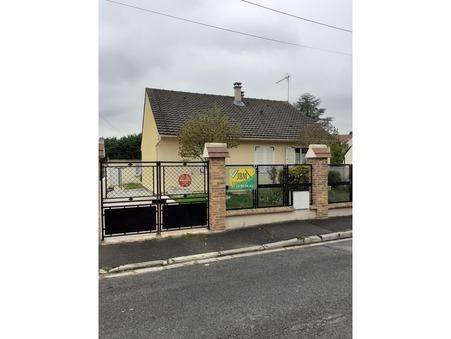vente maison Le thillay