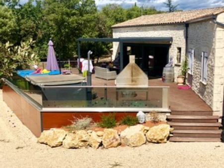 vente maison Vezenobres  330 000€