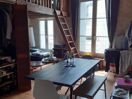 vente appartement tours