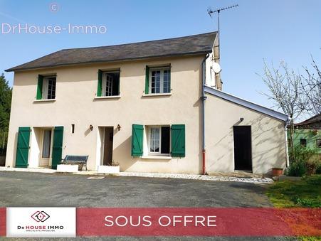 vente maison Bressuire