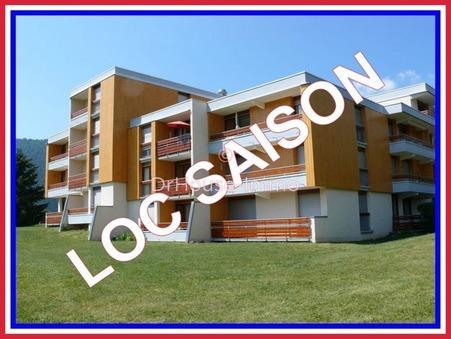 location appartement Autrans