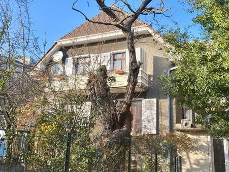 vente maison Annemasse