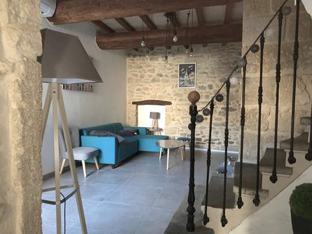 vente maison Gallargues le montueux  231 000€