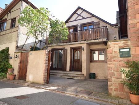 vente maison Bergheim