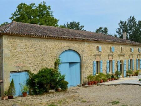 vente maison Monsegur
