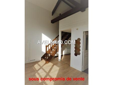 vente appartement Septeuil