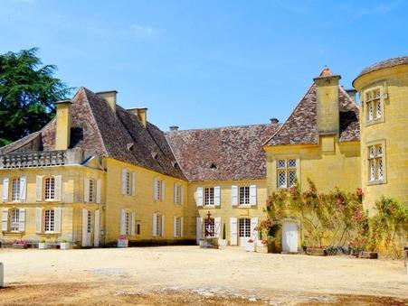 location chateau Sarlat la caneda
