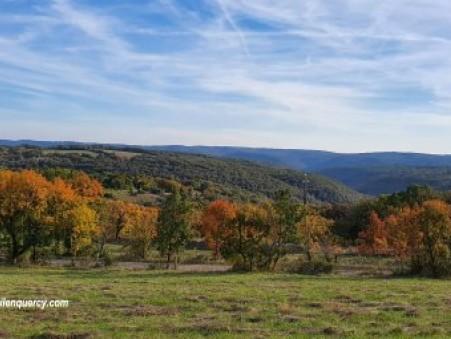 vente terrain Saint-géry