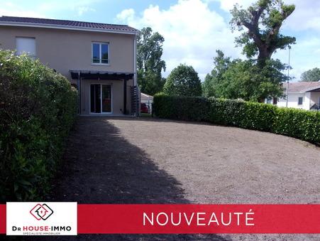 location maison Saint yzan de soudiac