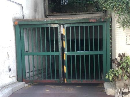 vente parking Paris 16eme arrondissement