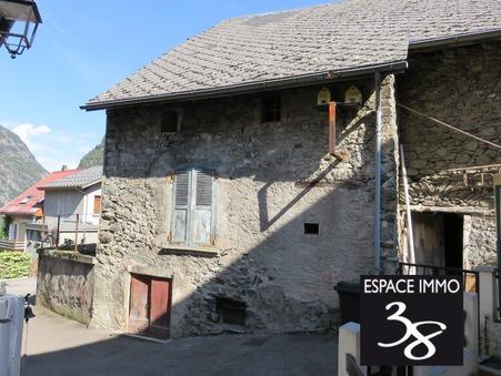 vente maison Saint-barthélemy-de-séchilienne