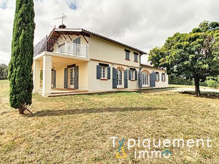 vente maison Pelleport