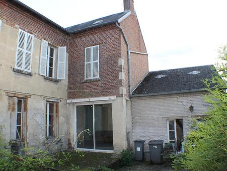 vente maison saint-gobain
