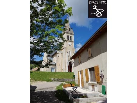 vente maison Meaudre