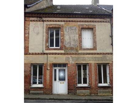 vente maison Moulins la marche