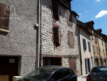 vente maison La canourgue