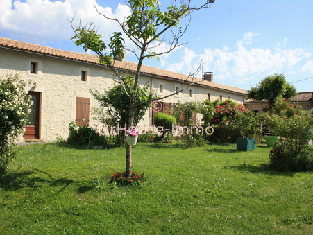 vente maison Saint martial de mirambeau