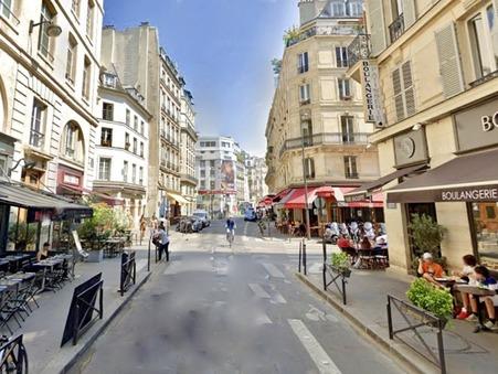 location fondscommerce Paris 1er arrondissement
