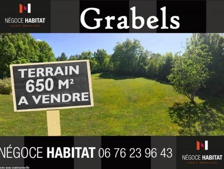 vente terrain Grabels