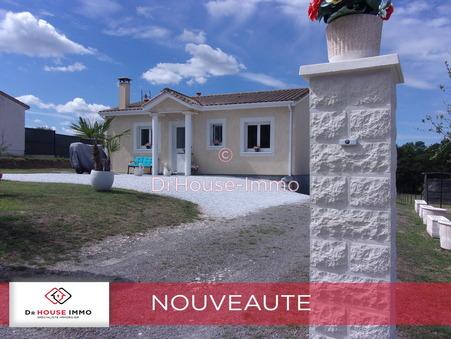 vente maison Laruscade