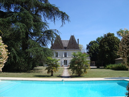 vente chateau Pineuilh