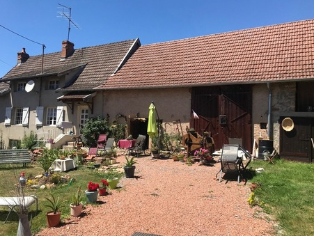 vente maison La clayette