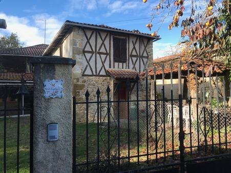 vente maison Boulogne sur gesse 75 000€
