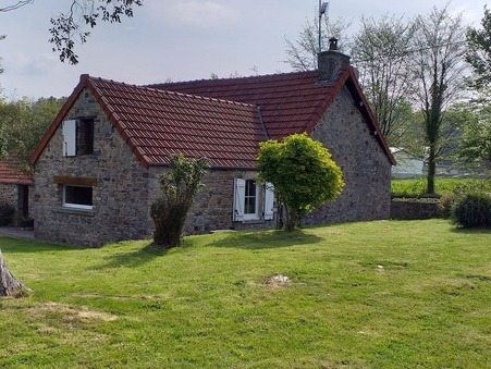 vente maison Saint-sauveur-le-vicomte