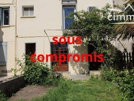 vente maison espéraza