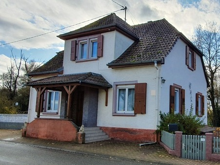 vente maison Kesseldorf