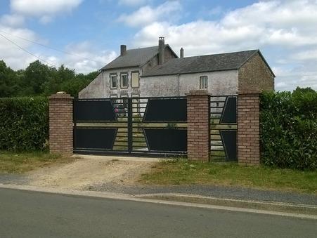 vente maison rocroi