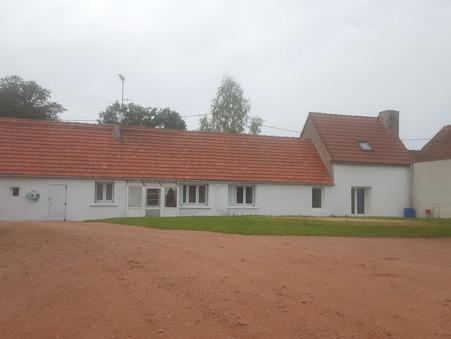 vente maison domerat