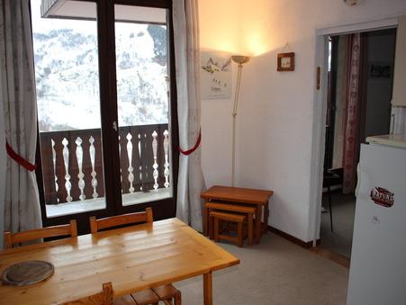 vente appartement Valloire
