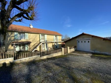 vente maison Coursac