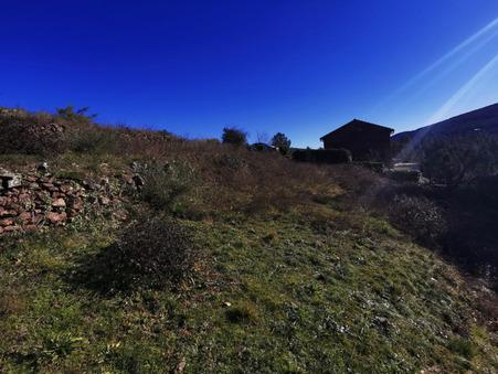 vente terrain Chamborigaud