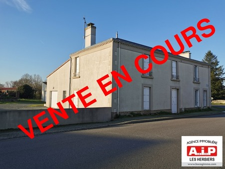 vente maison L'oie
