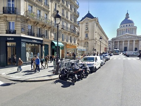 location fondscommerce Paris 5eme arrondissement