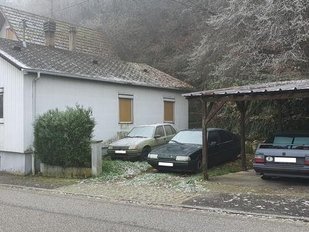 vente maison Rothbach