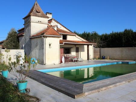 vente maison Montcaret