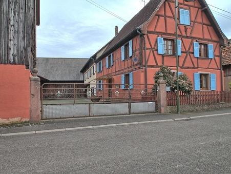 vente maison Ohnenheim