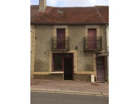 vente maison aubigny