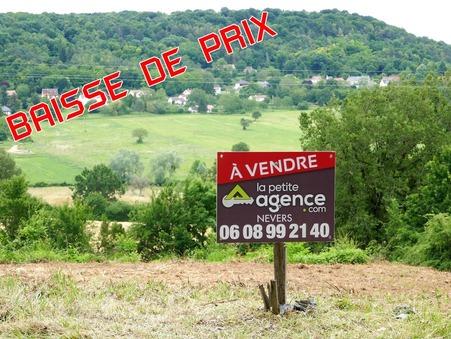 vente terrain Chaulgnes